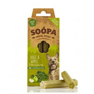SOOPA Dental Stick Jarmuż i Jabłko Kale&Apple dla psa