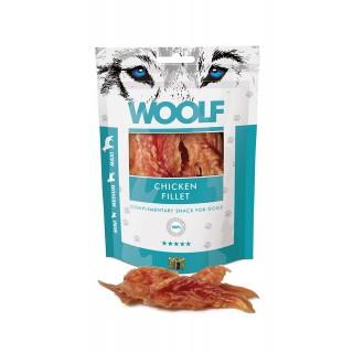 WOOLF Chicken Fillet - filet z piersi kurczaka 100g