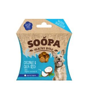 SOOPA Treserki Vege Kokos i Chia Coconat & Chia Seed 50g